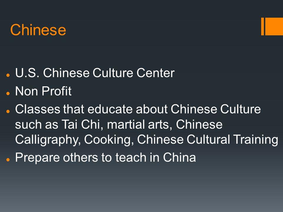 Chinese U.S.