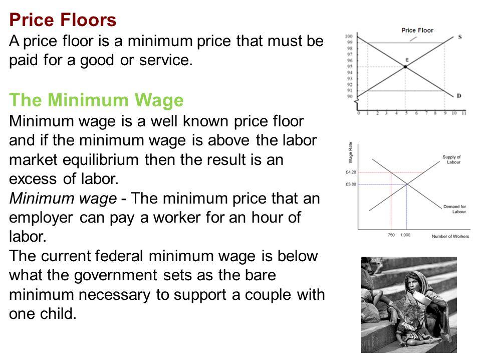 6 Price Floors ...