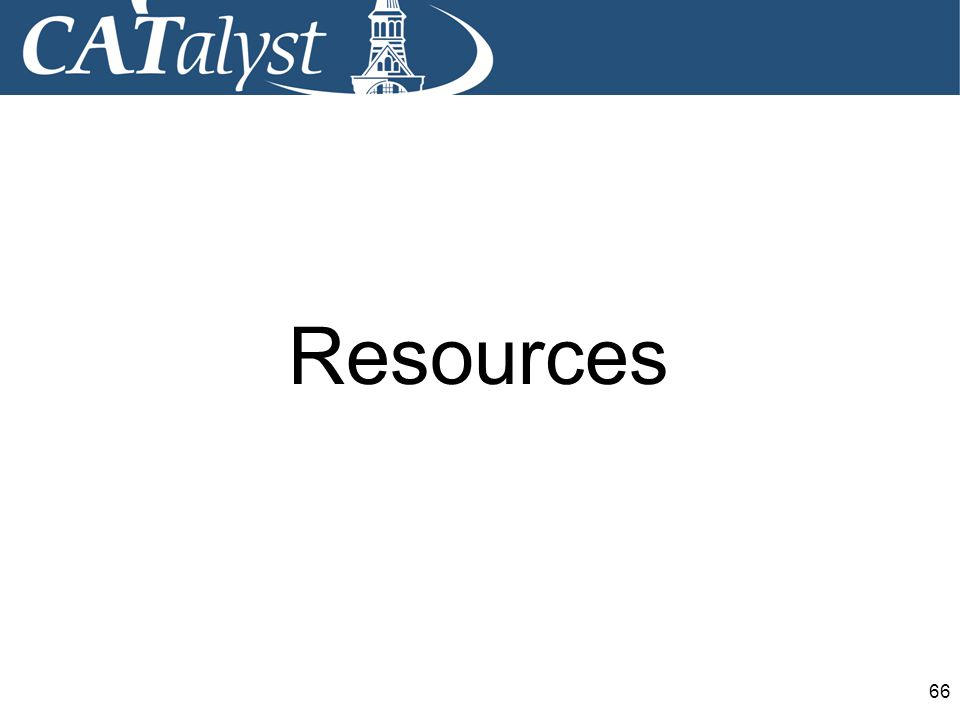 66 Resources