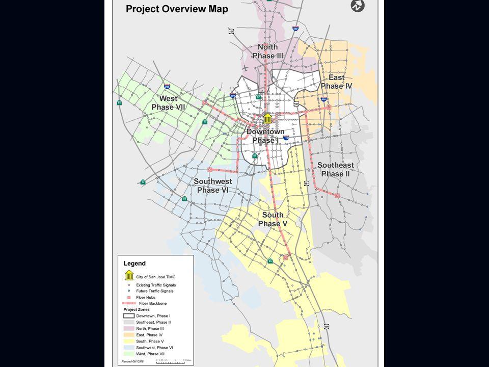 San Jose Traffic Signal Communications and Synchronization Project