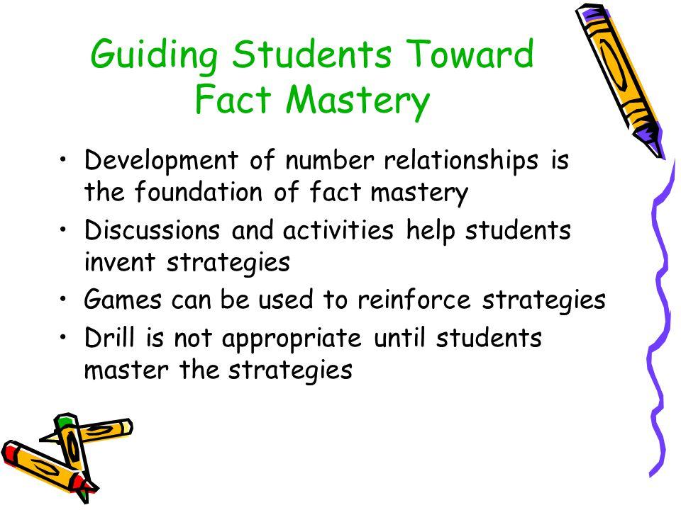 Basic Math Facts Program Mt. Lebanon School District. - ppt download