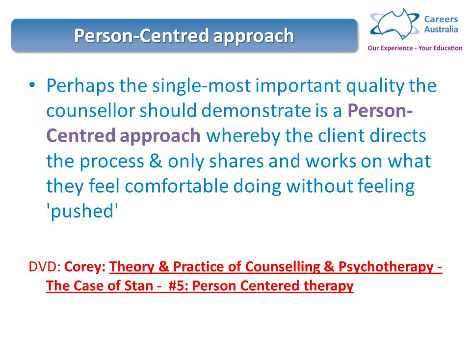 essay on person centred approach