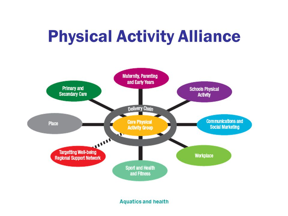 Physical Activity Alliance