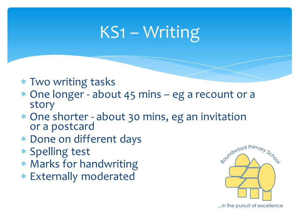 Assessment for learning afl the important thing is not that every 11 ks1 writing stopboris Images