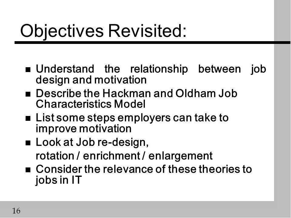 relationship between job attitudes and job satisfaction