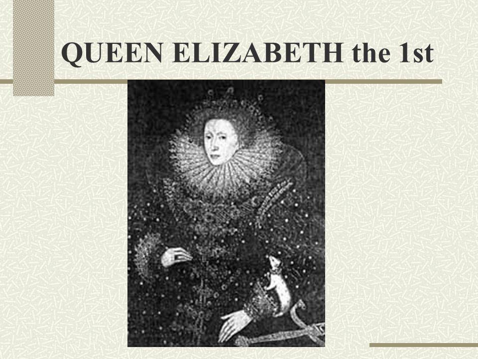 Shakespeare's World: Elizabethan England. Life in London ...