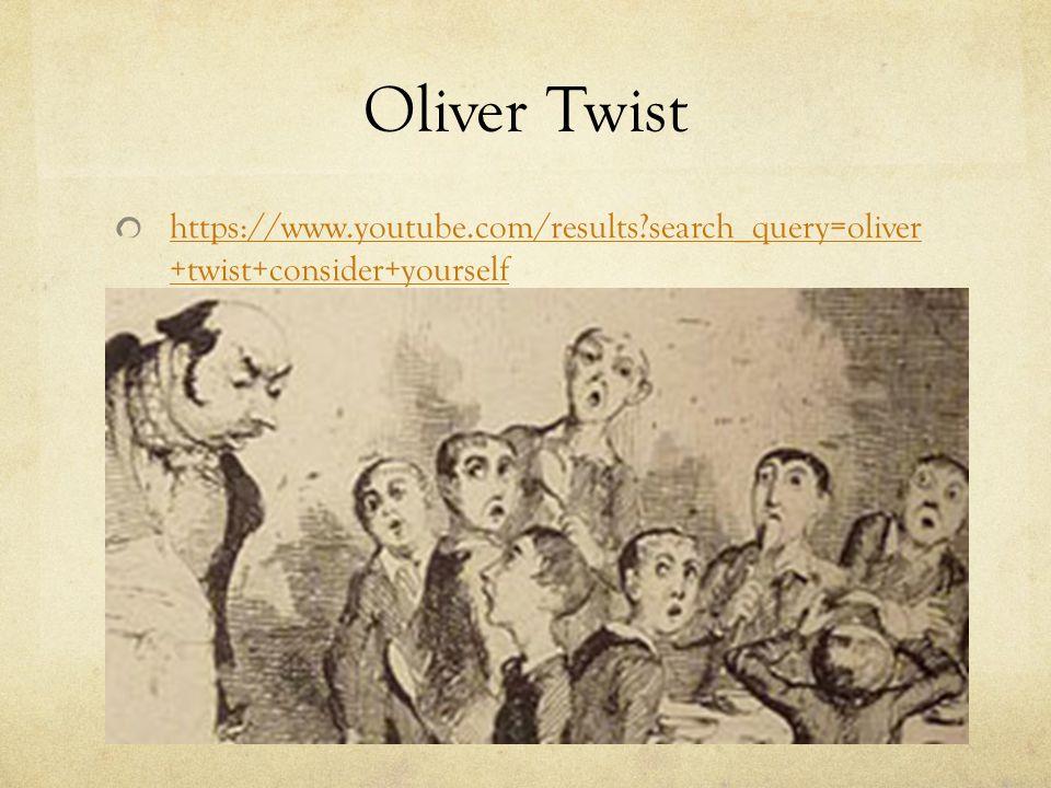 oliver twist book criticism