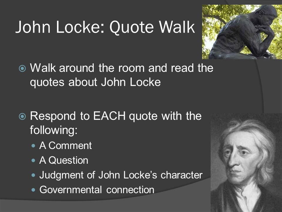 John Locke Life Liberty And Property Quote