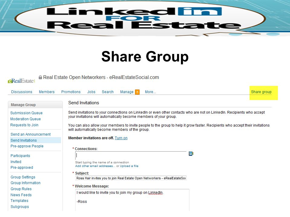 Share Group