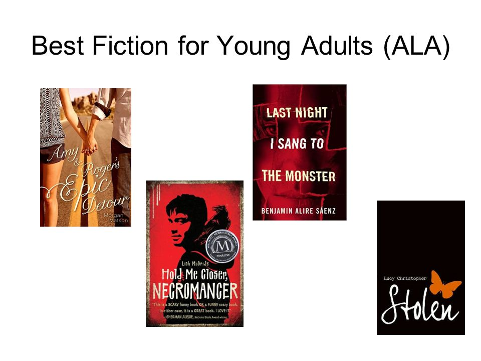 Best Fiction for Young Adults (ALA)