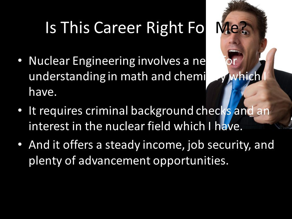 Have some info about nuclear engineering?