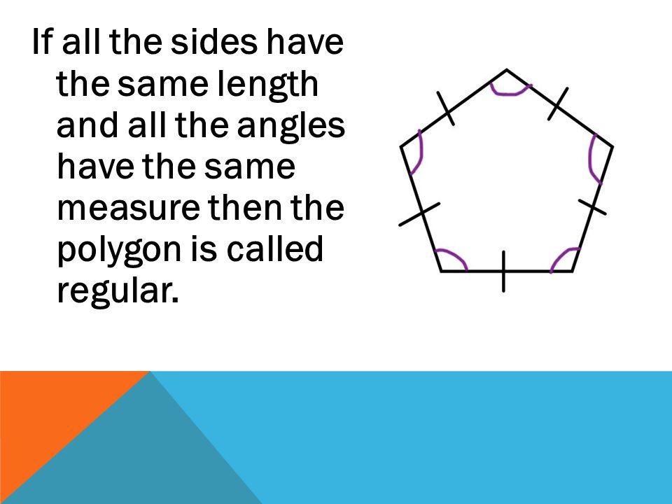Nonagon outline