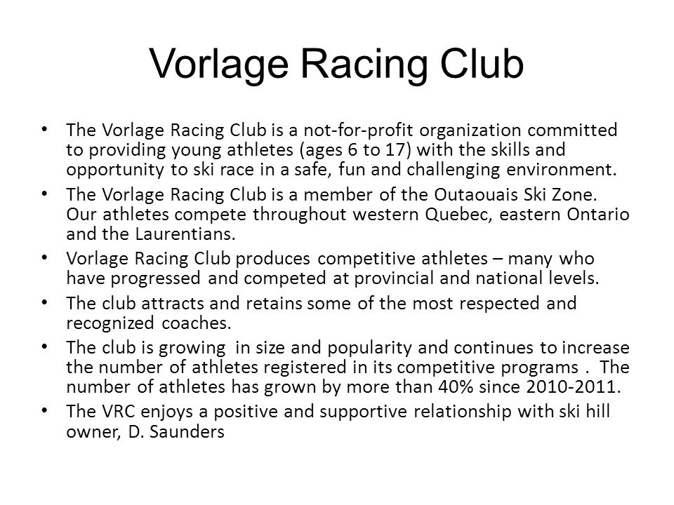 Vorlage Racing Club Sporting Life Sponsorship Proposal March 1, ppt ...