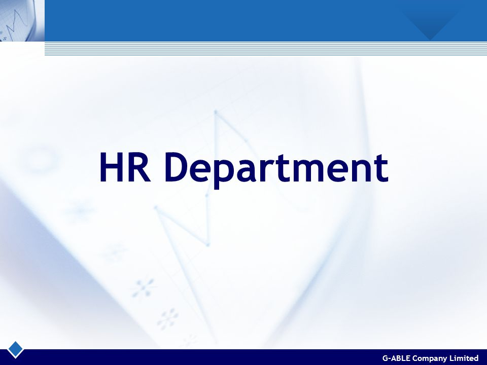G-ABLE Company Limited HR Department