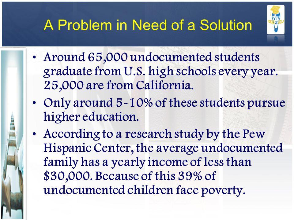 IDEAS at UCLA AB-540 Project. Undocumented Students Undocumented ...