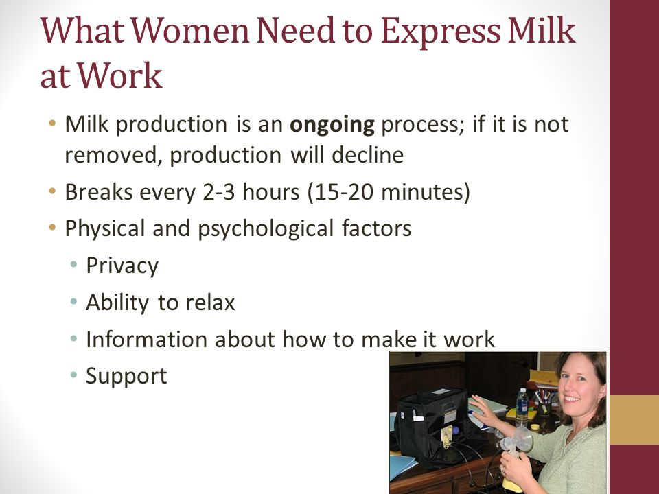will work for milk