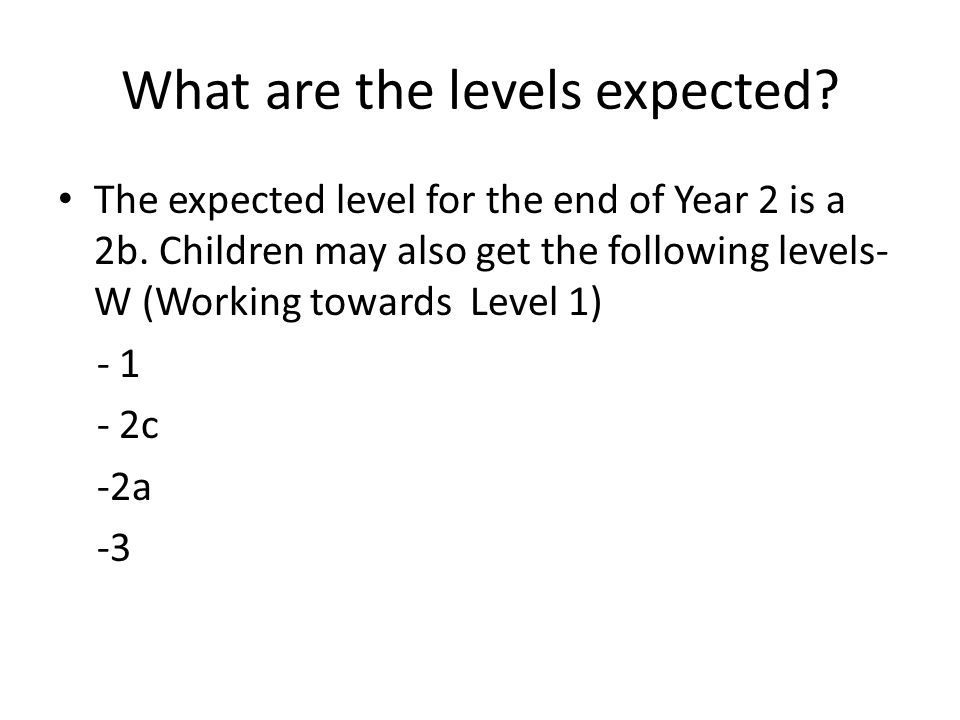 SATs tests – information for Year 2 parents. What are SATs? SATs ...