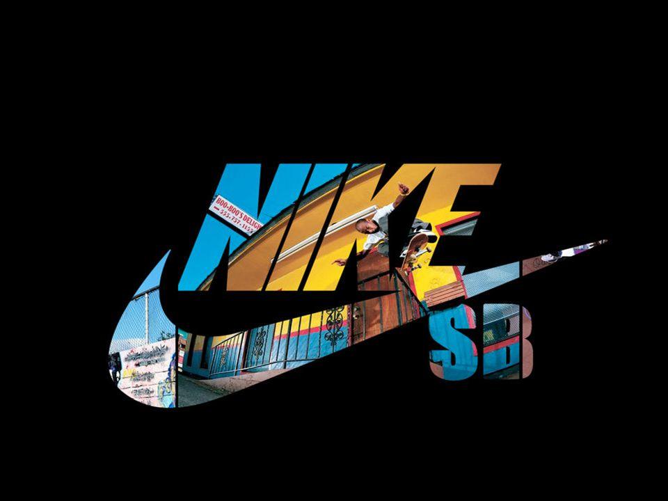nike logo shoes