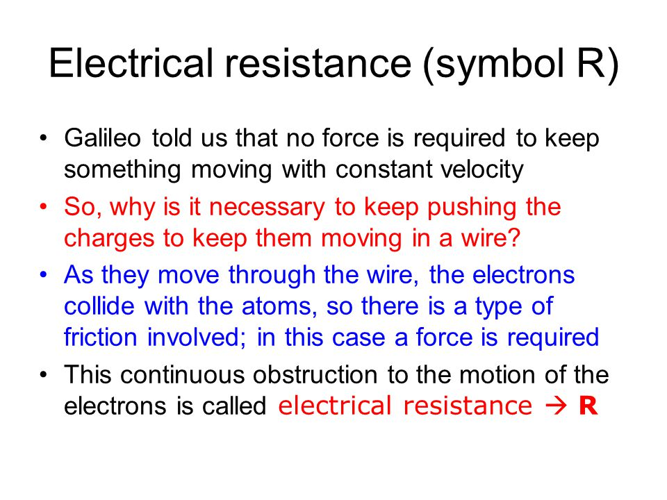 Amazing Symbol For Electrical Resistance Embellishment Electrical