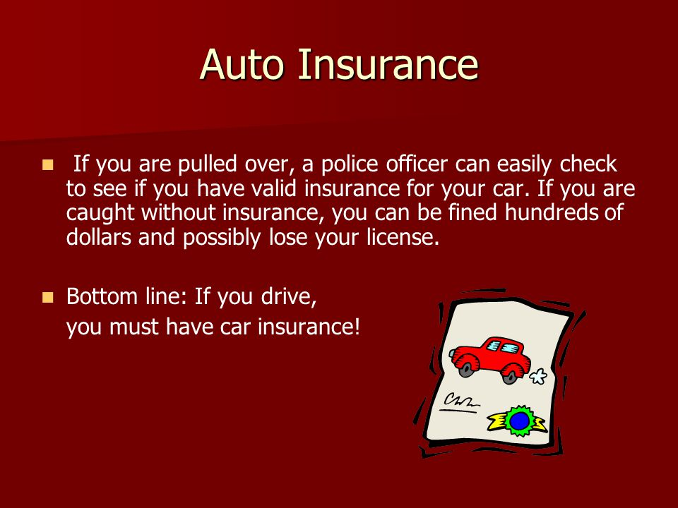 why insurance is important to have If you have car insurance, your insurer's expertise will help you through the unpleasant post-accident process  you know why you need car insurance.