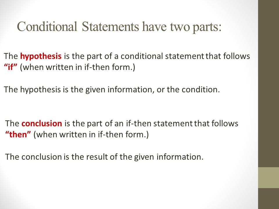 Conditional Statements and Logic 2.2 Ms. Verdino. - ppt download