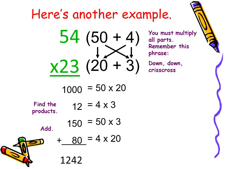 math worksheet : partial product multiplication algorithm  review of partial  : Partial Product Multiplication Worksheet