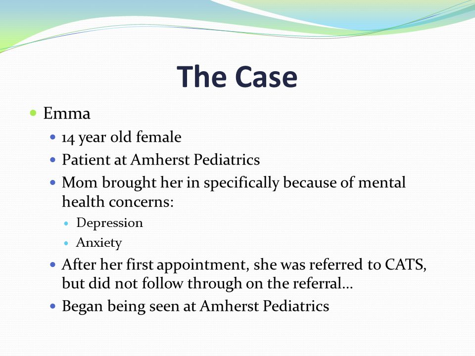 case study of depression cbt