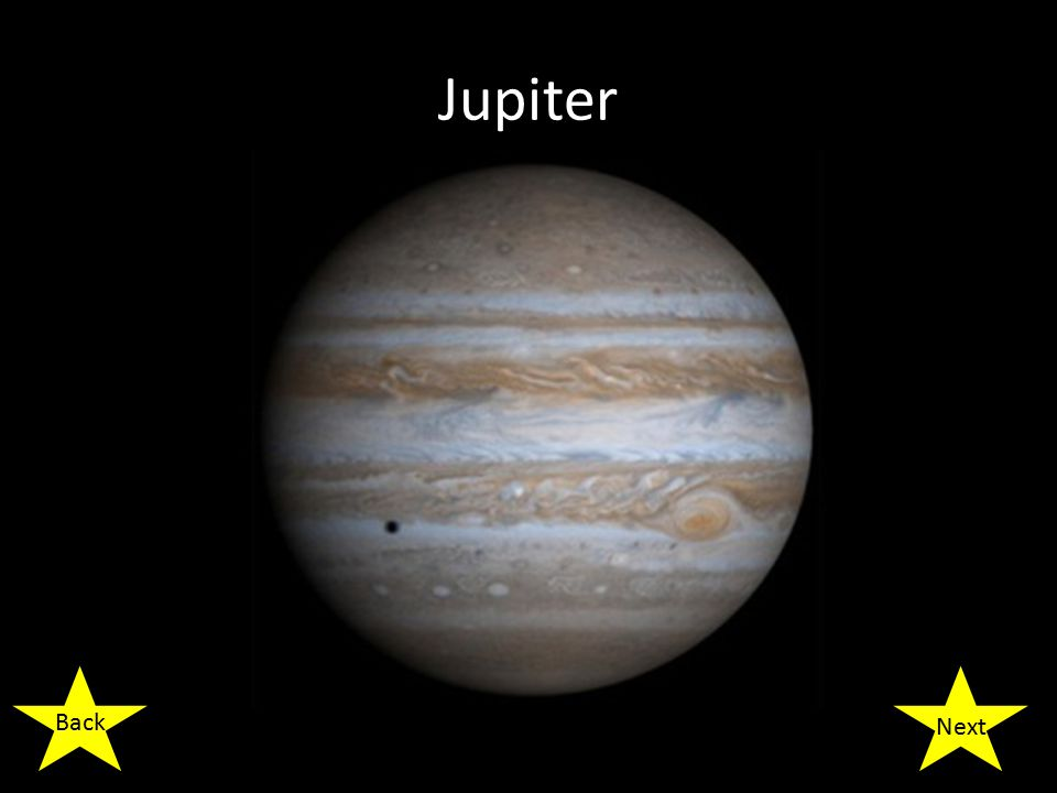 Jupiter Next Back