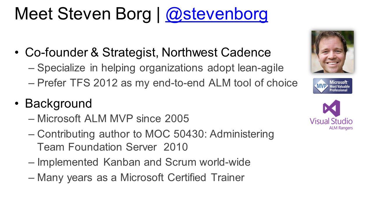 Steven borg co founder strategist northwest cadence anthony 2 meet xflitez Images