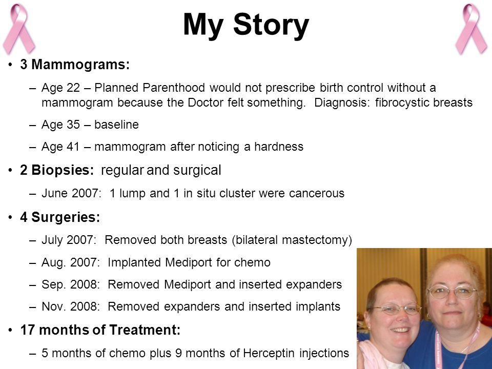 Cipro Prescribed After Masstectomy