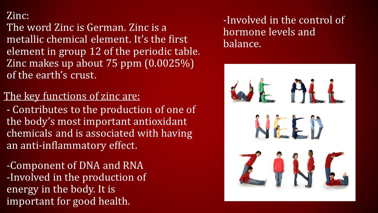 Myriam salwa viktoria 8c zinc zinc facts zn atomic 30 atomic 8 zinc gamestrikefo Gallery