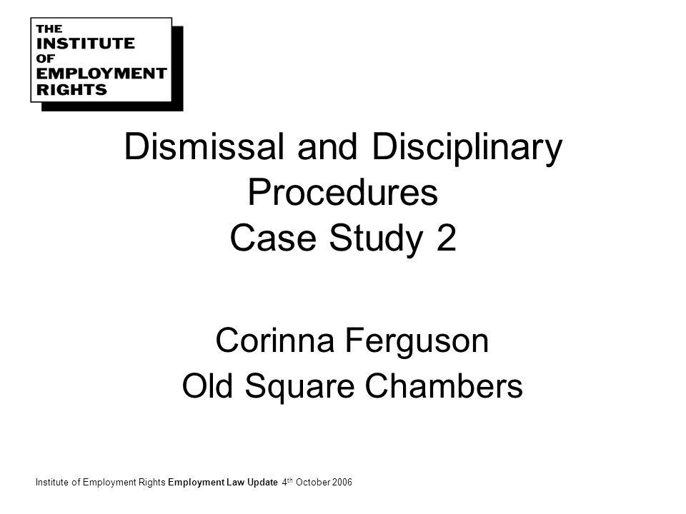 case study employment law