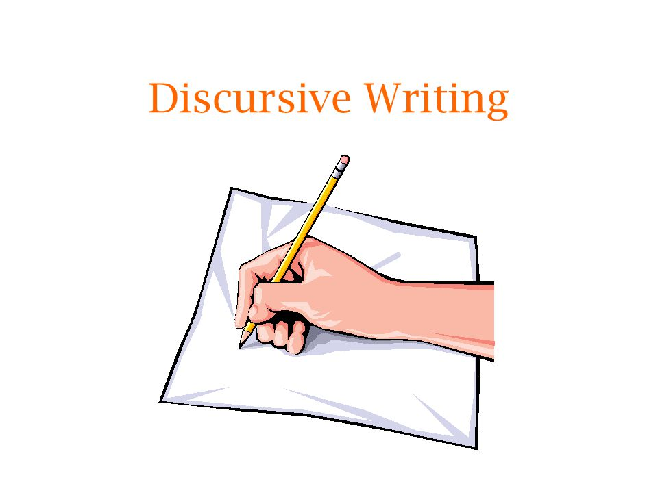 Help on picking an argument for a discursive essay?