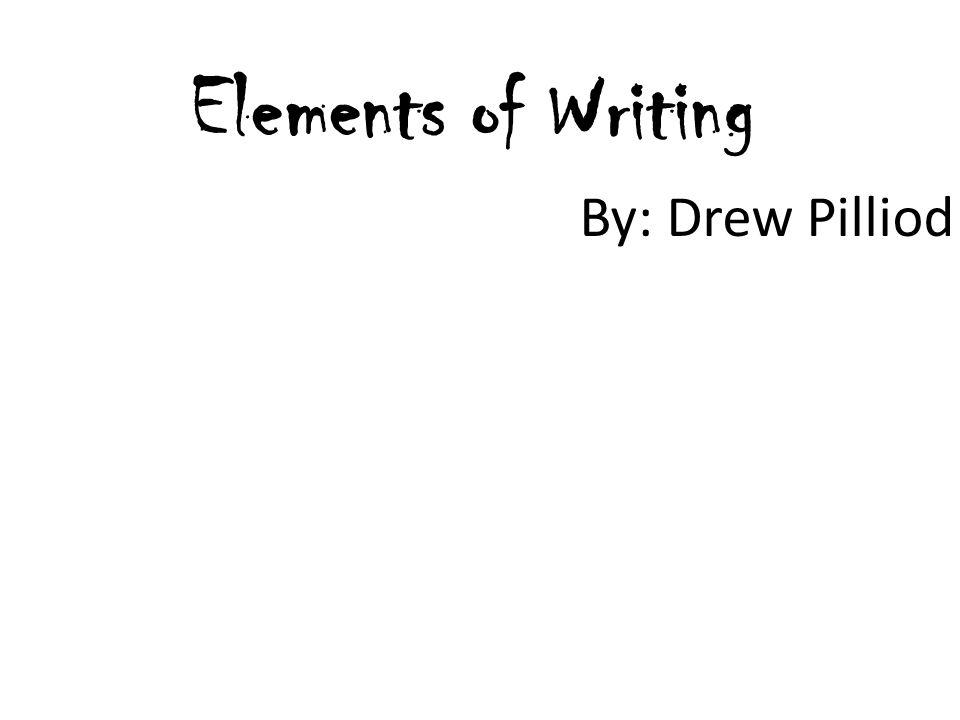 Writing line