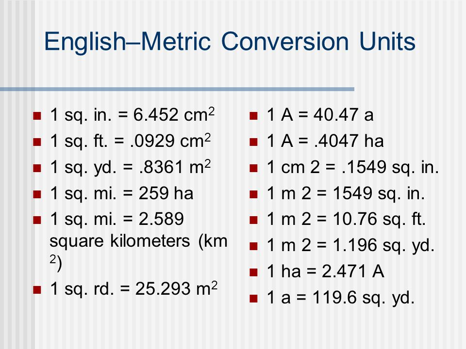 one square feet equal to how many centimeters