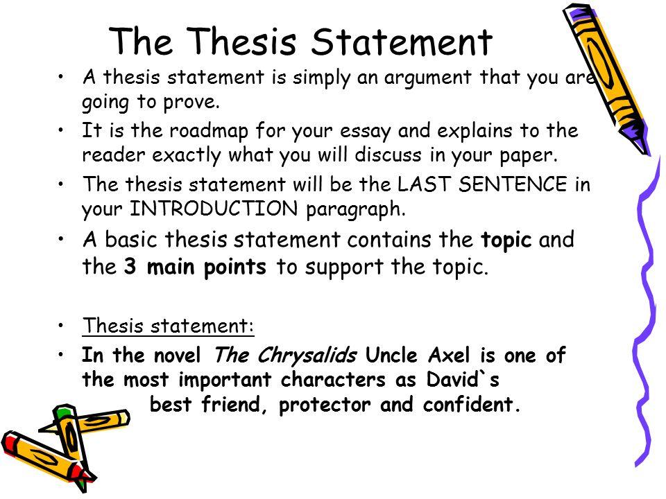 5 paragraph essay steps