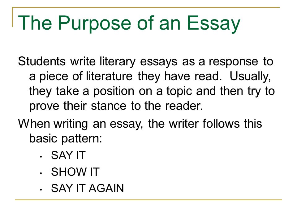 literary essay writing www gxart orghow to write a literary essay some ideas tips amp suggestions - Response To Literature Essay Format