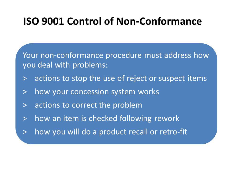 ISO Quality management International Organization for ...