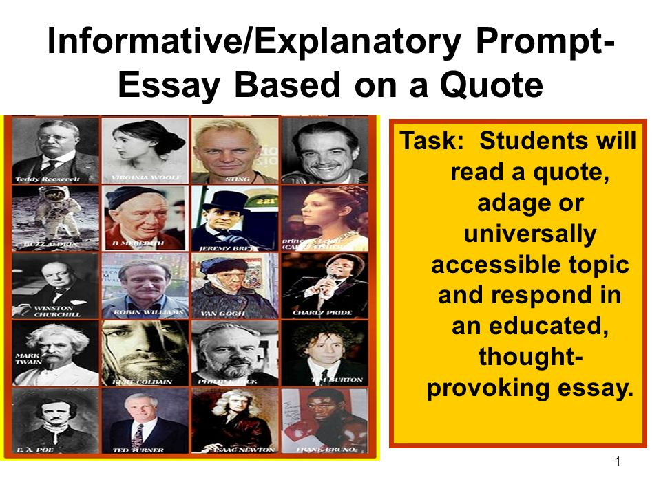 Where can I find quotes that can be used in SAT Writing Essay part?