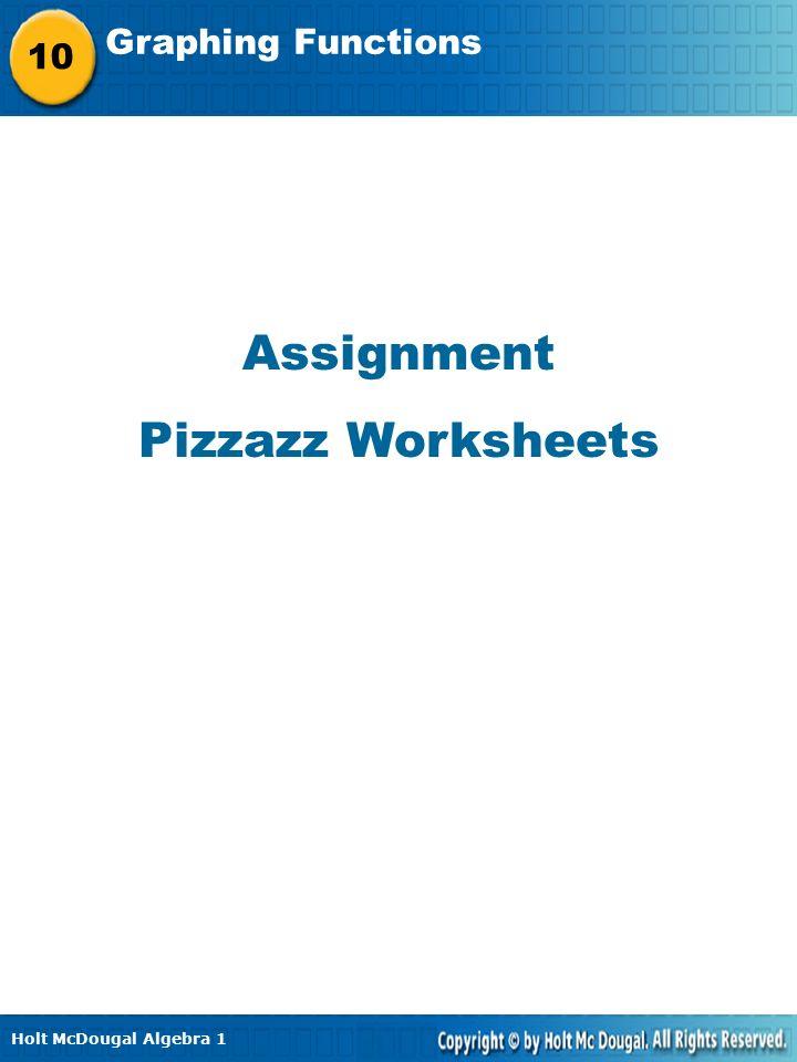 algebra 1 functions worksheets pdf - Worksheets for Kids, Teachers ...