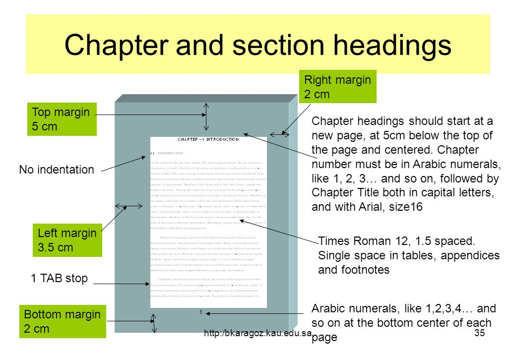 standard dissertation margins The standard margin of a dissertation or master thesis is: portrait: 125 inches for left & right margins 1 inch for top & bottom margins landscape: 1 inch left & right margins 125 inches for top & bottom margins.