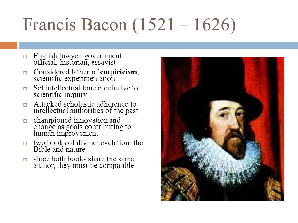 bacon as an essayist chapter new directions in thought and culture in the th and francis bacon i'