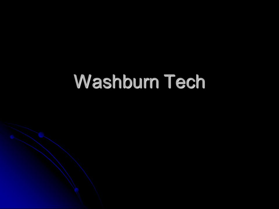 Washburn Tech