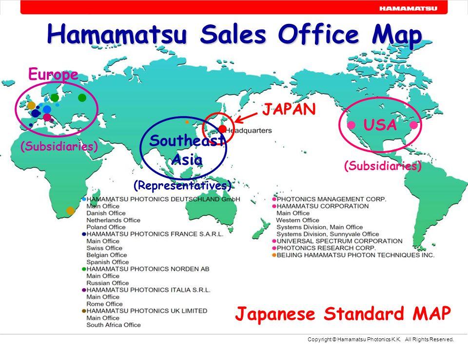 Copyright Hamamatsu Photonics KK All Rights Reserved Oct at