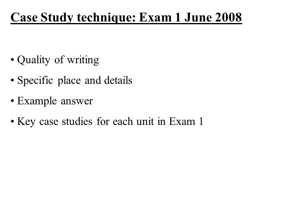 Case study report writing example   Affordable Price