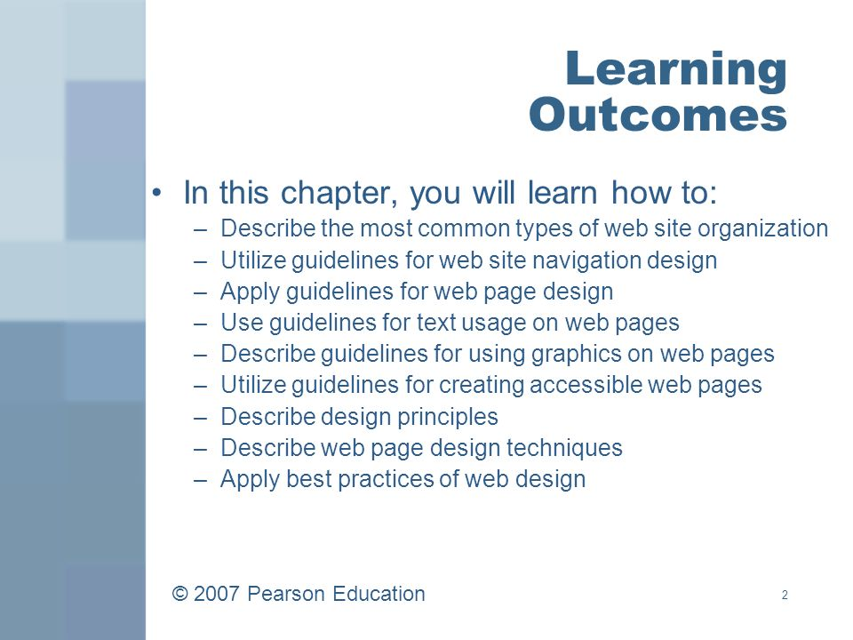1 Web Developer & Design Foundations with XHTML Chapter 7 Key ...