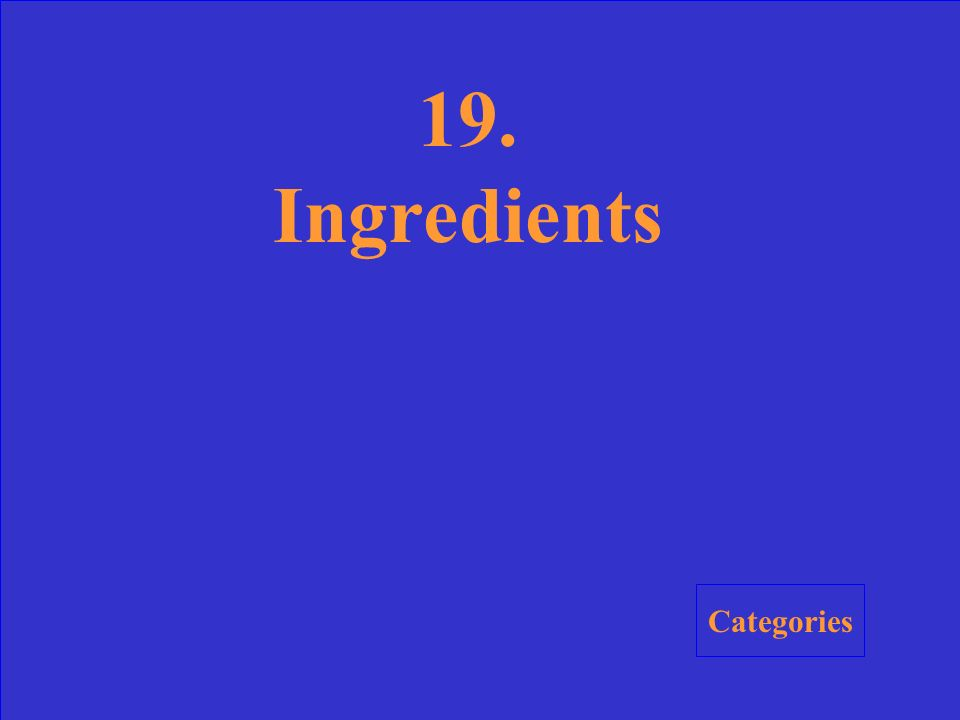 19. Different substances can combine to form mixtures and solutions.