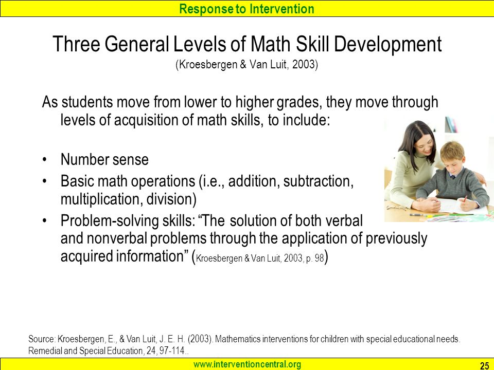 math worksheet : response to intervention rti teams best practices in elementary  : Intervention Central Math Worksheet Generator