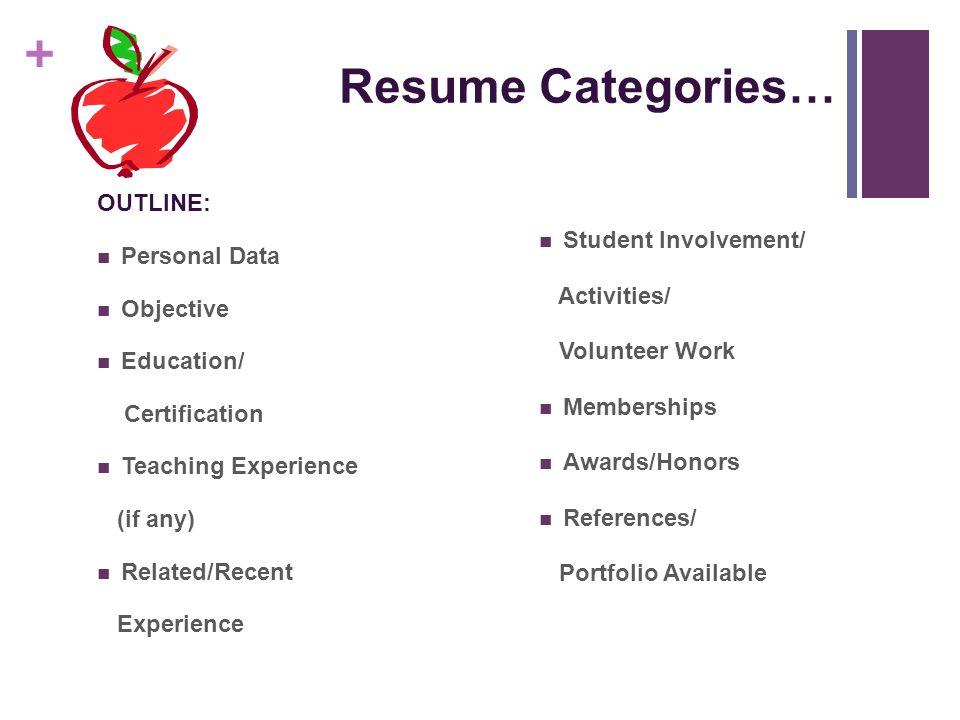 receptionist resume    security guard resume  Student resume   Pinterest