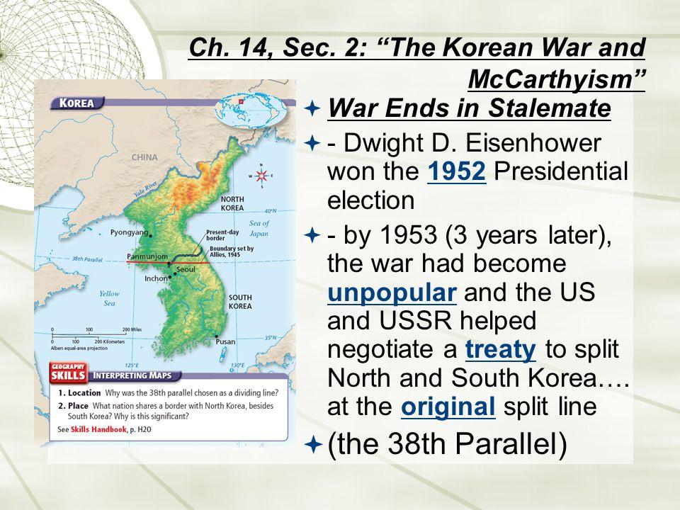 an overview of korea